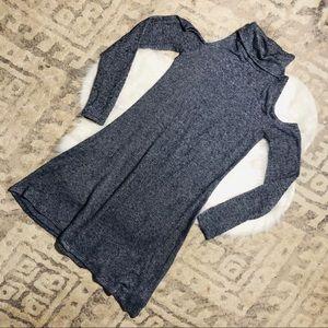 American Eagle Soft & Sexy Cold Shoulder Dress